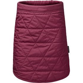 Jack Wolfskin Bear Lodge Skirt Girls dark ruby